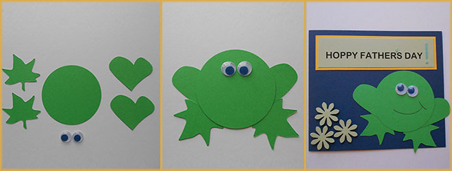 Frog Card Evolution!