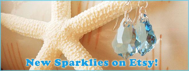New Sparklies!